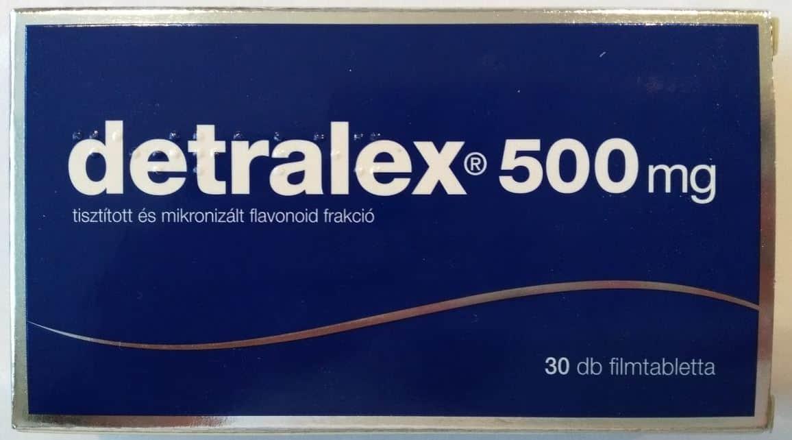 DETRALEX FILMTABL. 60X