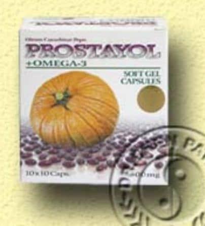 Omega 3 a prosztatitisből
