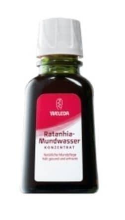 Weleda ratanhia szájvíz 50 ml | Szájvíz, szájöblítő