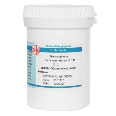 Schüssler-só Nr.11 Silicea D12, 400 db