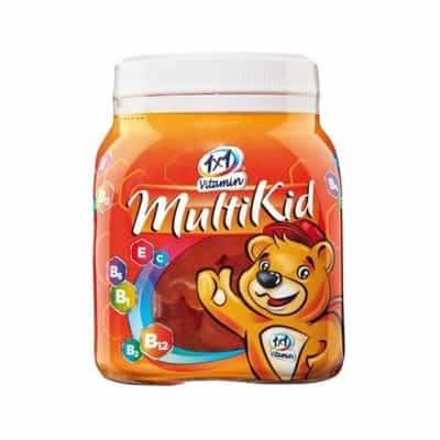 1x1 Vitamin Multikid gumivitamin 50 db