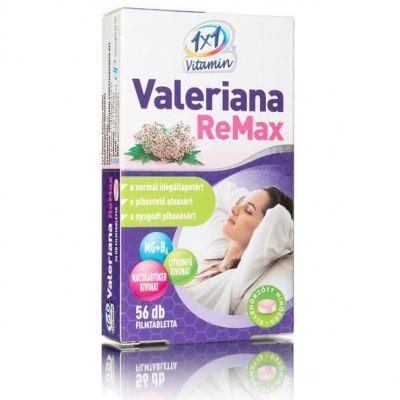 1x1 Vitamin Valeriana ReMax filmtabletta 56 db