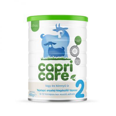 Capricare 2 kecsketej alapú tápszer (6-12 hónapos korig) 400g
