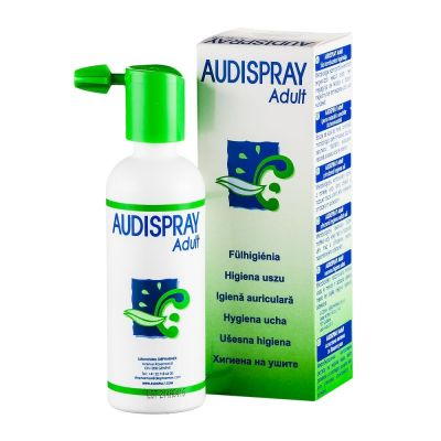 Audispray fülspray, 50 ml