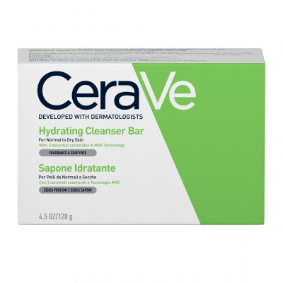 CeraVe hidratáló szappan 126 g
