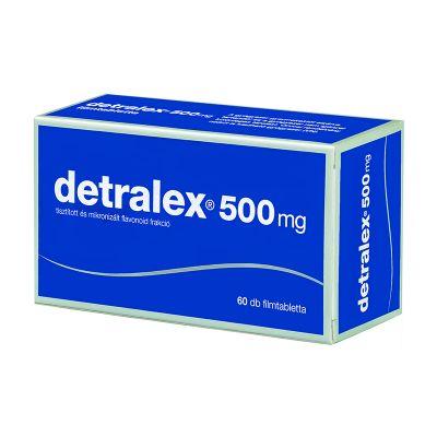Detralex 500 mg filmtabletta 60 db