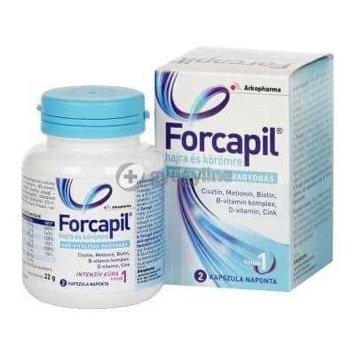 Forcapil kapszula - 60 db