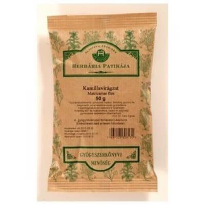 Herbária kamillavirág tea - 50 g
