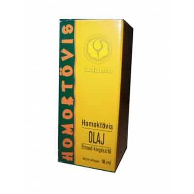Adamo homoktövismag olaj 10 ml