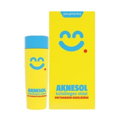 Aknesol külsőleges oldat 50 ml
