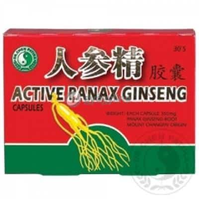 Dr. Chen panax ginseng aktív kapszula 30 db