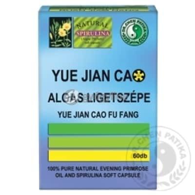 Dr. Chen alga és ligetszépe olaj kapszula 60 db