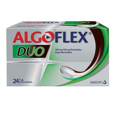 Algoflex Duo 400 mg/100 mg filmtabletta 24 db