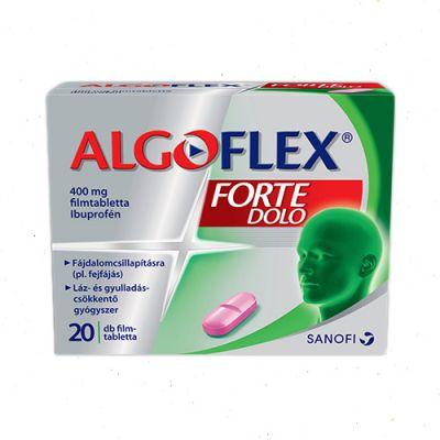 Algoflex Forte dolo 400 mg filmtabletta, 20 db