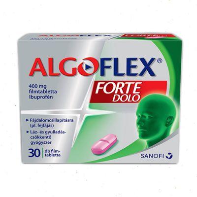 Algoflex Forte dolo 400 mg filmtabletta, 30 db