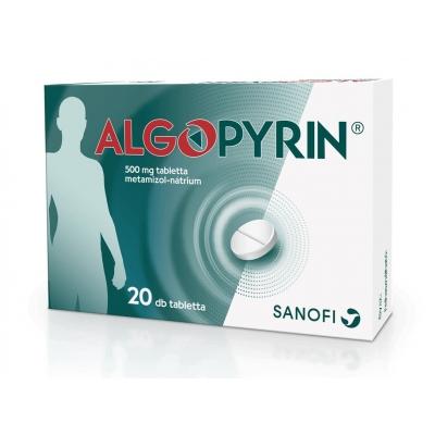 Algopyrin 500 mg tabletta 20 db