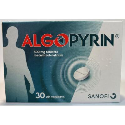 Algopyrin 500 mg tabletta 30 db
