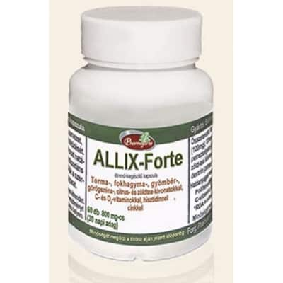 Allix forte allergiára kapszula 60 db