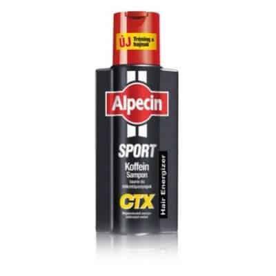 Alpecin Sport koffein sampon férfiaknak CTX 250 ml