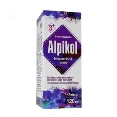 Alpikol immunerősítő szirup 120 ml