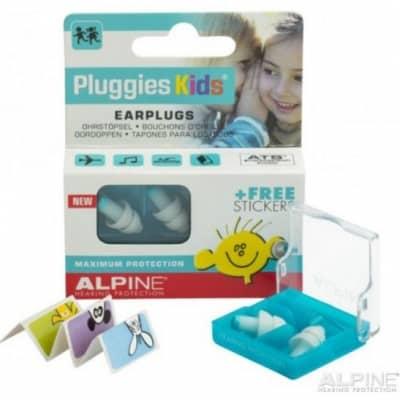 Alpine pluggies kids gyerek füldugó 1 pár