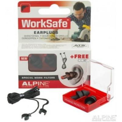 Alpine worksafe füldugó 1 pár