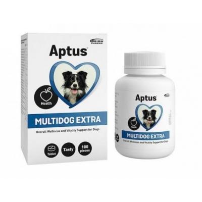 Aptus Multidog Extra multivitamin tabletta 100 db
