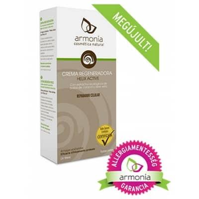 Armonia helix active csiga arckrém 50 ml