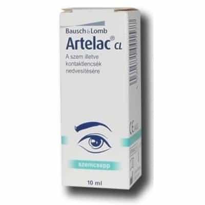 Artelac CL műkönny 10 ml