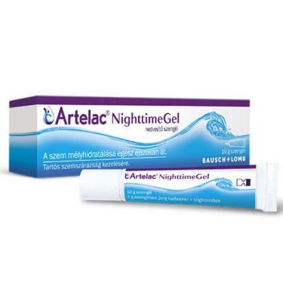 Artelac nighttime gél 10 g