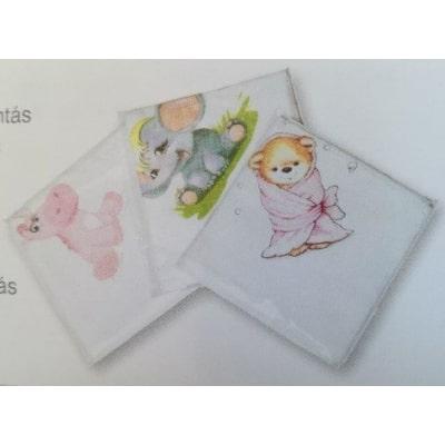 Baby bruin mintás textil pelenka 2 db