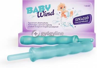 Babywind csecsemő szélcső 1 db