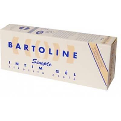 Bartoline síkosító zselé 125 ml