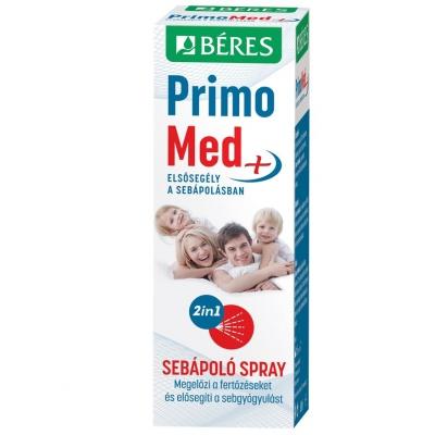 Béres Primomed sebkezelő oldat 150 ml