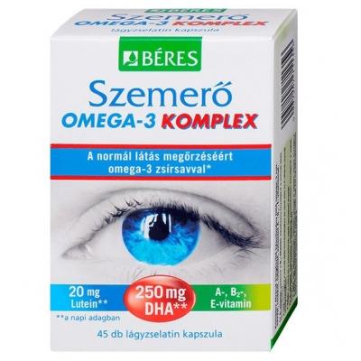 Béres Szemerő Omega-3 Komplex kapszula 45 db