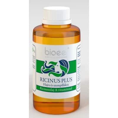 Bioeel ricinus plus, ricinusolaj A vitaminnal 80 g