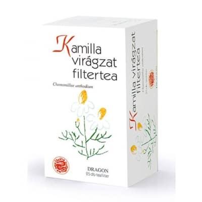 Bioextra kamillavirágzat tea 25 filter