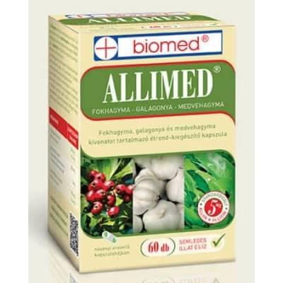 Biomed Allimed kapszula, 60 db