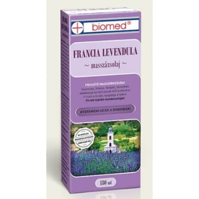 Biomed francia levendula masszázsolaj 180 ml