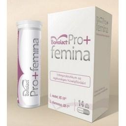 Bonolact Pro+femina probiotikum kapszula 14 db