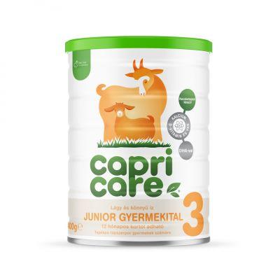 Capricare 3 kecsketej alapú, junior gyermekital (12 hónapos kortól) 400 g