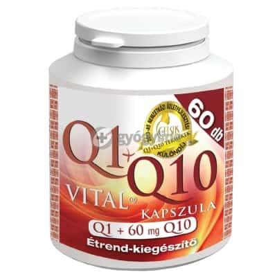 Celsus Q1 és Q10 vital kapszula 60 db