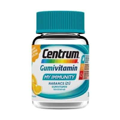Centrum My Immunity gumivitamin felnőtteknek 30 db