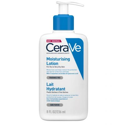 CeraVe Hidratáló bőrápoló tej 236 ml