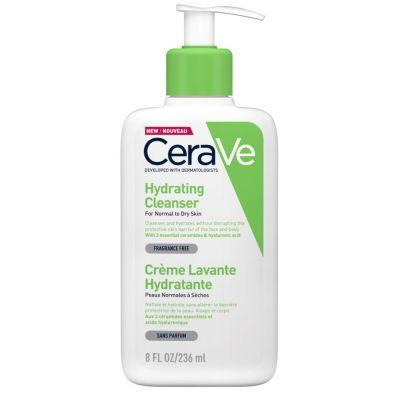 Cerave hidratáló tisztító krém 236 ml