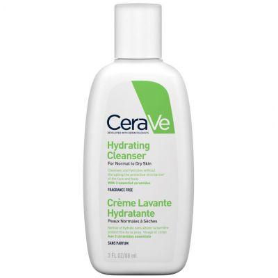 Cerave hidratáló tisztító krém 88 ml