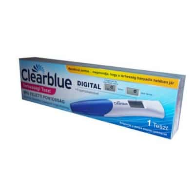 Clearblue terhes teszt, fogamzásjelzős, 1 db