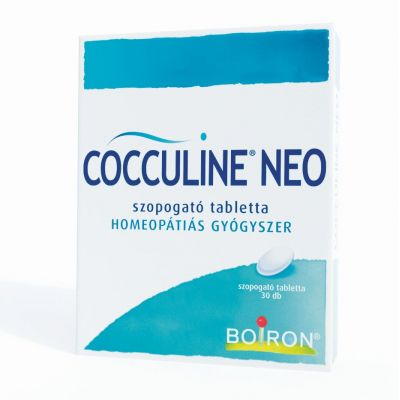 Cocculine Neo szopogató tabletta 30 db