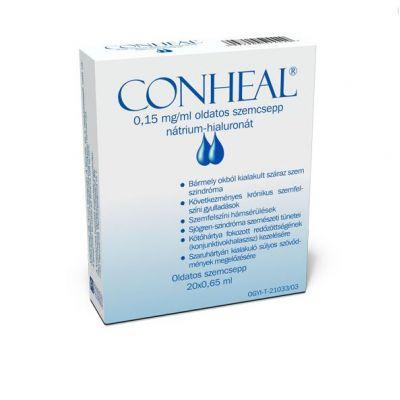 Conheal 0,15 mg/ml szemcsepp 20x0,65 ml