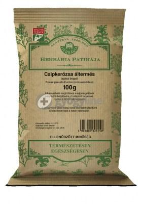 Herbária csipkebogyó áltermés tea 100 g